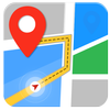 GPS, Maps, Voice Navigation & Directions icon