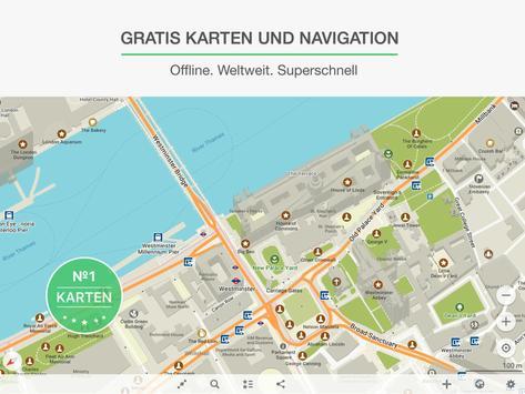 MAPS.ME Screenshot 10