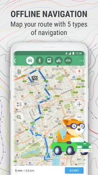 MAPS.ME screenshot 1