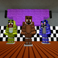 Maps Freddy for MCPE