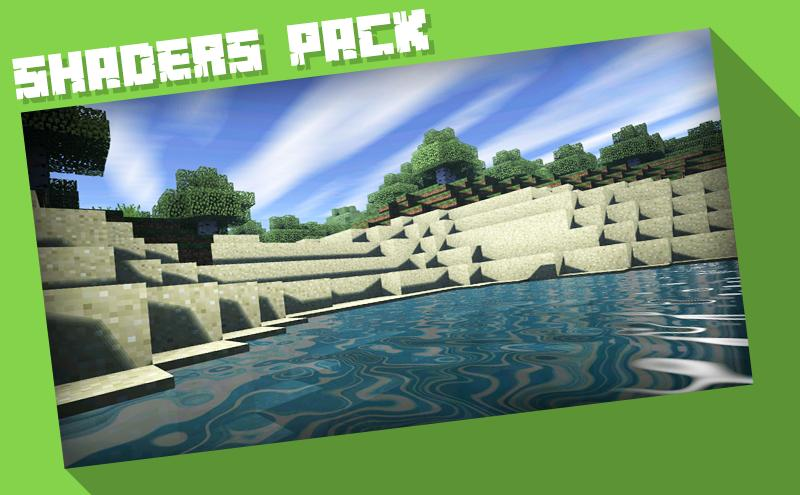 Ultra Shaders Texture Pack for Android - APK Download