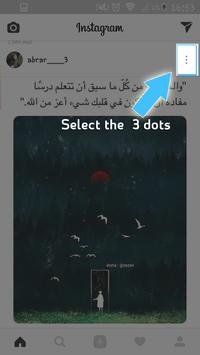 Download videos and images from Instagram poster