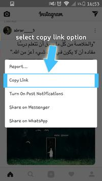 Download videos and images from Instagram screenshot 1