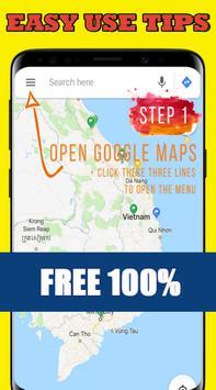 Offline Here GPS Map Advice 2019 screenshot 1