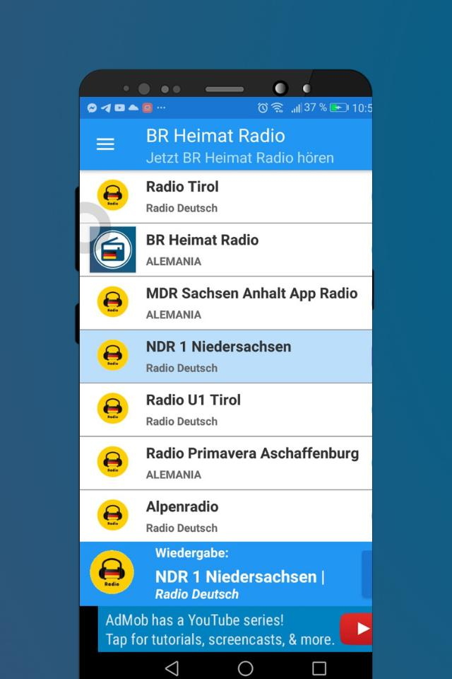 Br Heimat Radio App Deutsch Live For Android Apk Download
