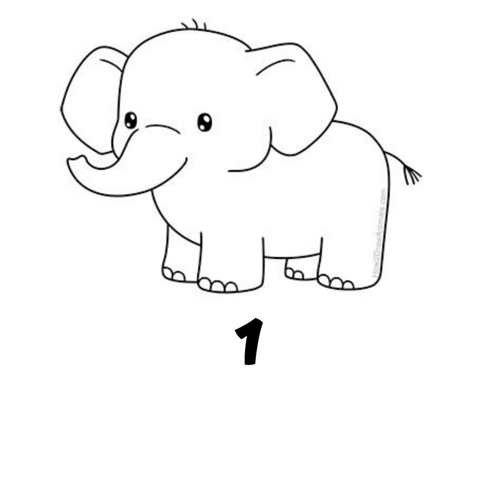How To Draw Elephant Step By Step Free For Android Apk Download