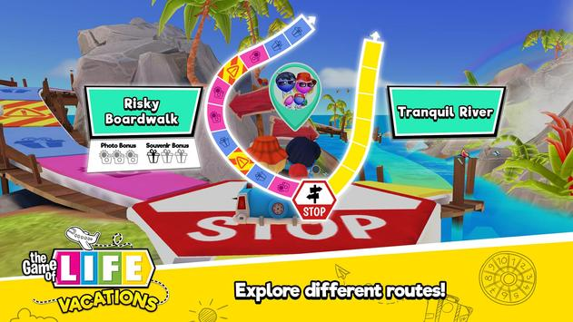 THE GAME OF LIFE Vacations screenshot 6