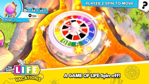 THE GAME OF LIFE Vacations screenshot 1