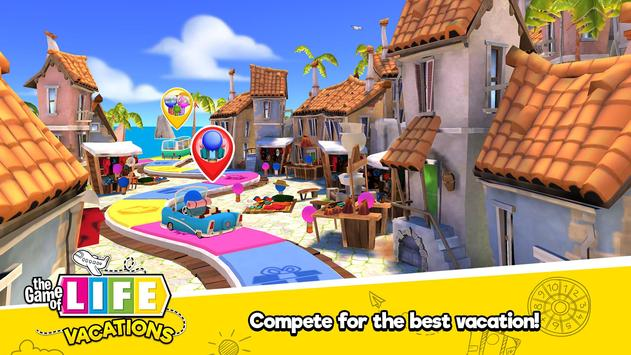 THE GAME OF LIFE Vacations screenshot 3