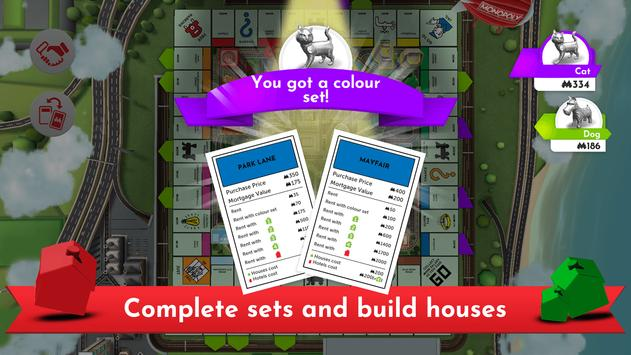 Monopoly - Board game classic about real-estate! screenshot 3