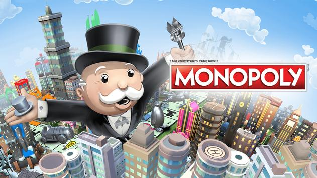 Monopoly - Board game classic about real-estate! poster