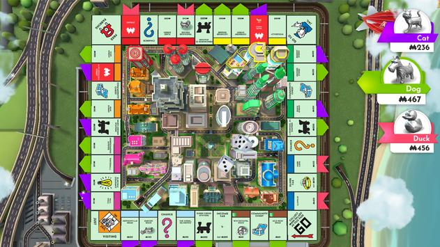 Monopoly - Board game classic about real-estate! screenshot 1