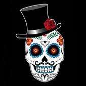 Sugar Skull Wallpaper icon