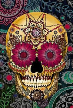 Sugar Skull Wallpaper screenshot 5