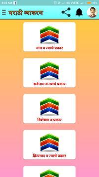 Marathi Vyakran l मराठी व्याकरण screenshot 3