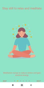 Being Human - Meditation Music screenshot 2