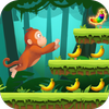 Jungle Monkey Run ikona