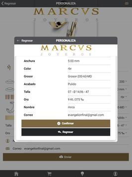 Marcus Joyeros screenshot 10