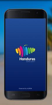 Marca País Honduras poster