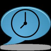 Time Speaker icon