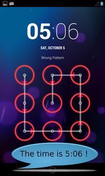 Time Speaker poster