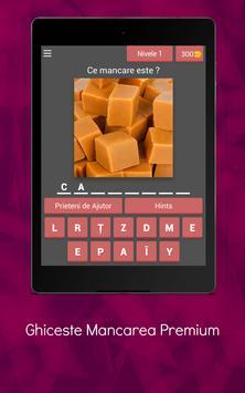 Ghiceste Mancarea Premium screenshot 4