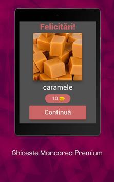 Ghiceste Mancarea Premium screenshot 9