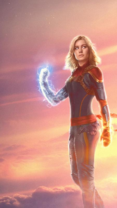 Captain Marvel Wallpaper For Android Apk Download