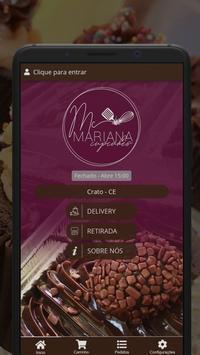 Mariana Cupcakes poster