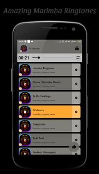 Marimba Ringtones screenshot 1