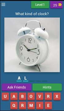Guess Little Clock poster