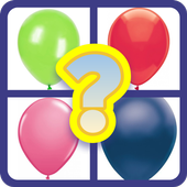 Guess Little Balloon icon
