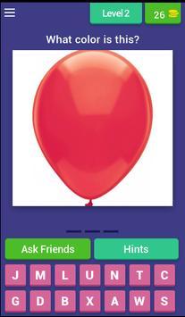 Guess Little Balloon screenshot 2