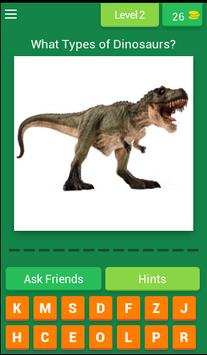 Guess Little Dinosaurs poster