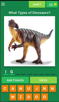 Guess Little Dinosaurs screenshot 1