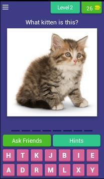 Guess Little Kitten poster