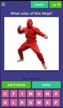 Guess Little Ninja poster