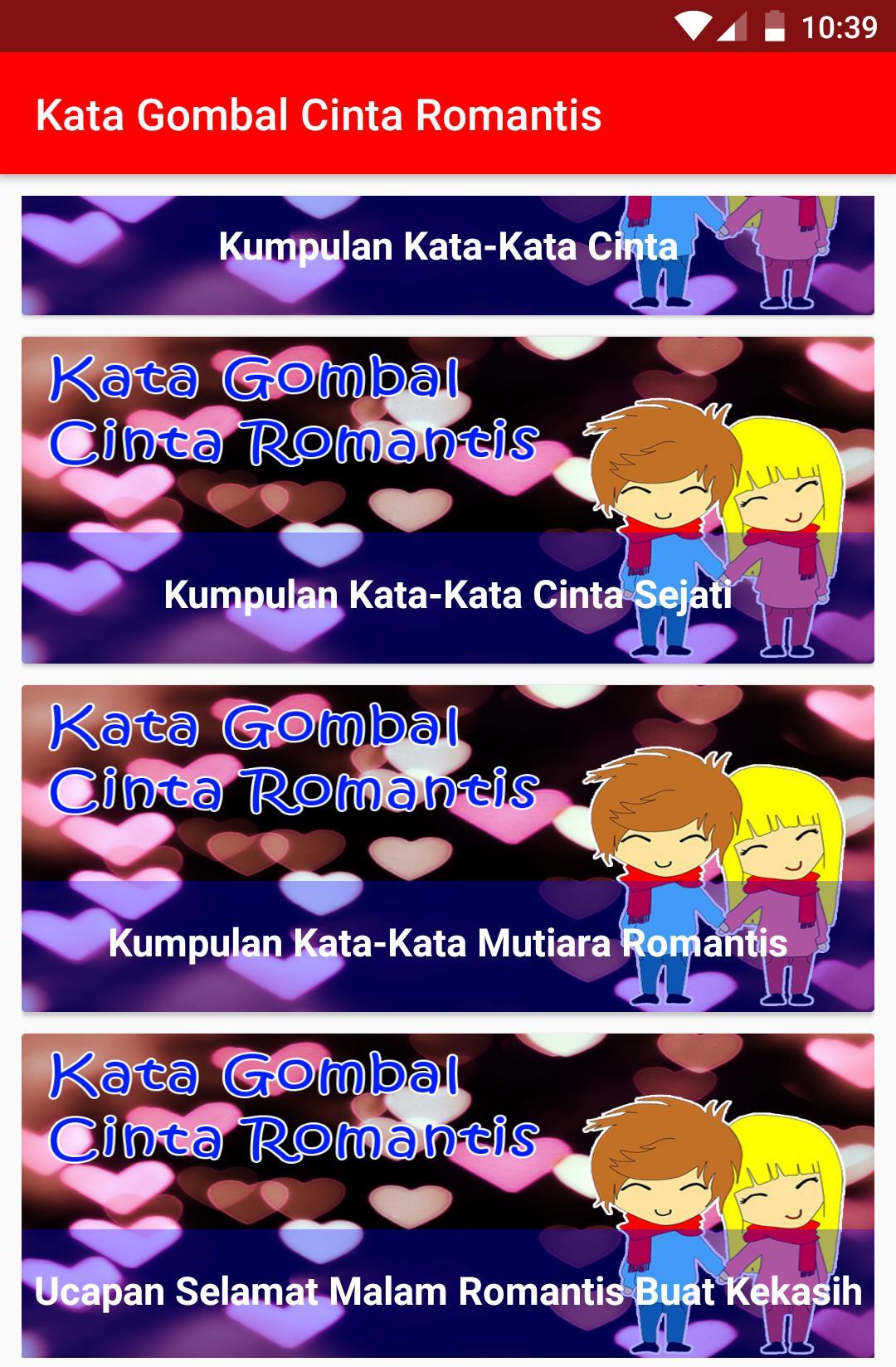Kata Kata Gombal Cinta Romantis for Android APK Download
