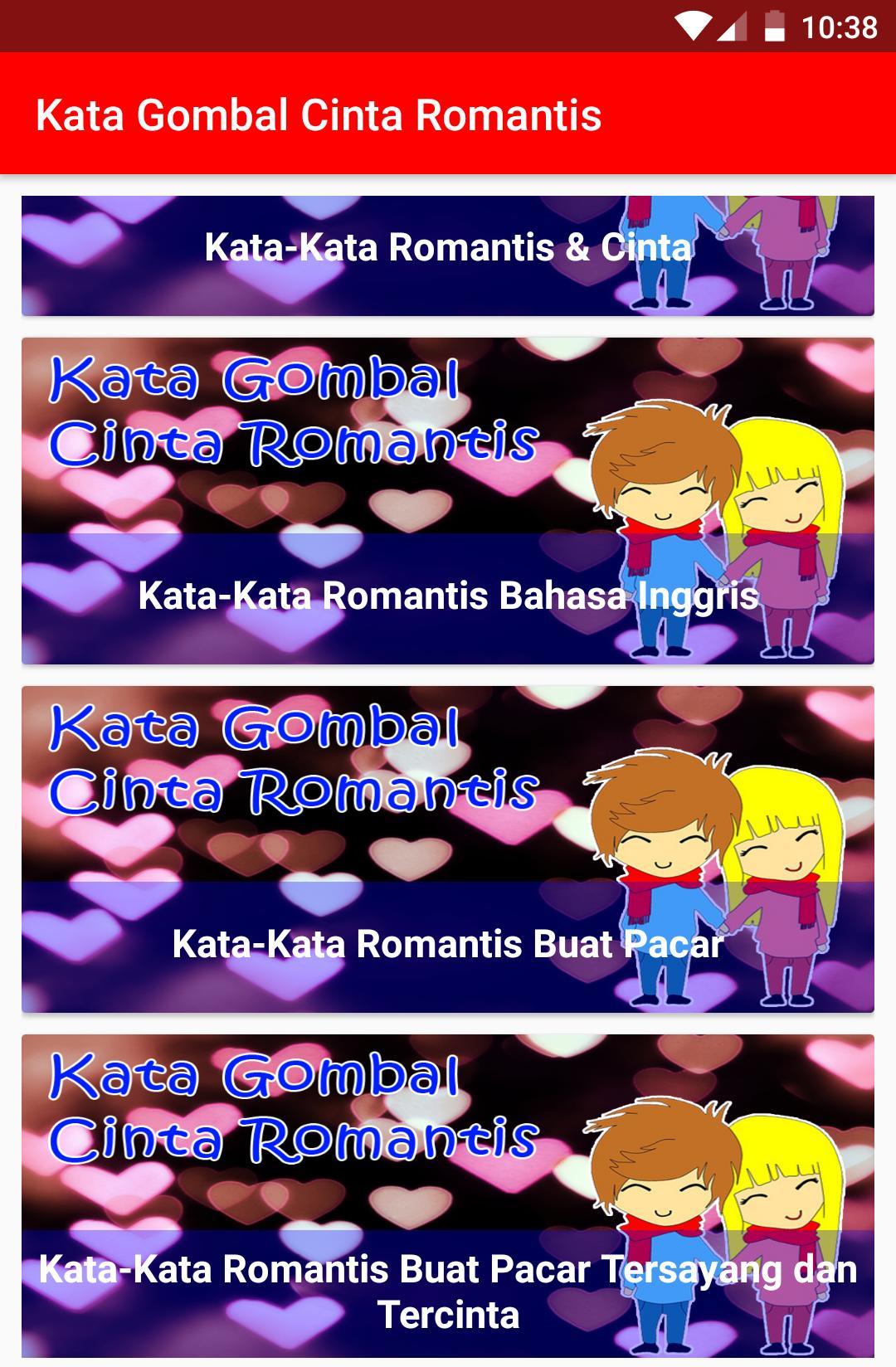 Kata Kata Gombal Cinta Romantis Dlya Android Skachat Apk