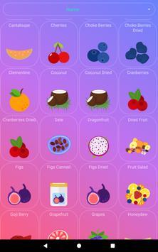 Calorie Counter - EasyFit free स्क्रीनशॉट 11