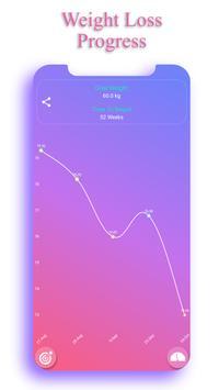 Calorie Counter - EasyFit free स्क्रीनशॉट 3