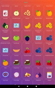 Calorie Counter - EasyFit free स्क्रीनशॉट 9
