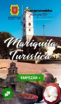 Mariquita Turística poster