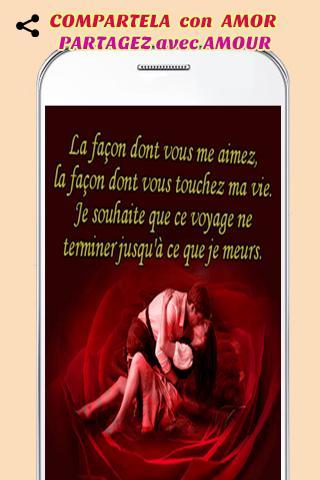 Frases De Amor En Francés For Android Apk Download