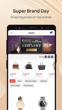 Markavip - Top Brands Sale captura de pantalla 1