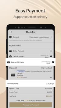 Markavip - Top Brands Sale captura de pantalla 5