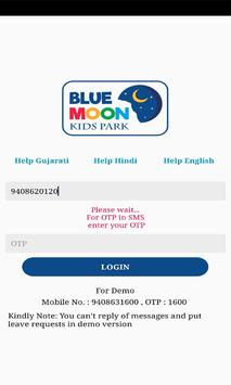 Blue Moon Pre School - Rajkot Screenshot 1