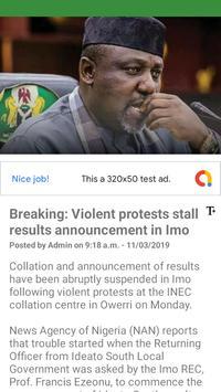 Biafra World News screenshot 3