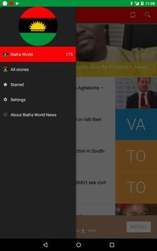 Biafra World News screenshot 10
