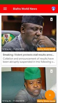 Biafra World News screenshot 4